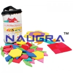Pattern & Blocks Kits For Maths Lab