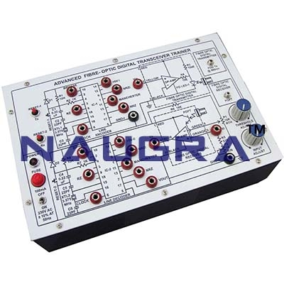 Lissajous Figures Trainer for Vocational Training and Didactic Labs
