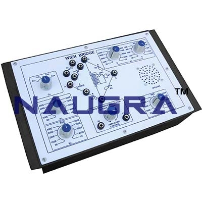Measurement of Capacitance Trainer for Vocational Training and Didactic Labs