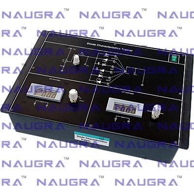 Diode Characteristics Trainer for Electronics Teaching Labs