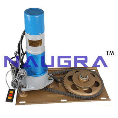Rolling Shutter Motor - 50 for Electric Motors Teaching Labs