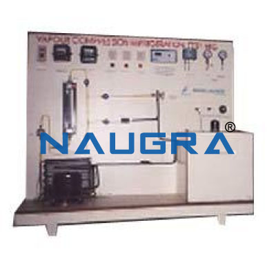 Refrigeration And Air Conditioning Lab Equipments for Teaching Equipments Lab