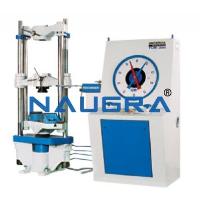 Testing Machines for Teaching Equipments Lab