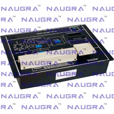 Strain Gauge Trainer for Instrumentation Electric Labs