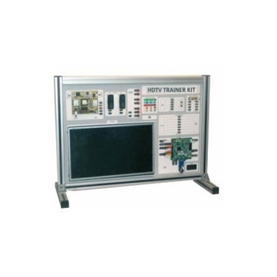 LCD Color TV Trainer