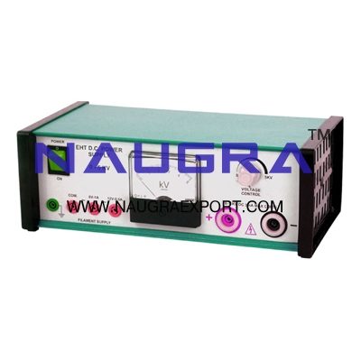 Power Supply AC/DC Low Voltage with Display Meter for Physics Lab