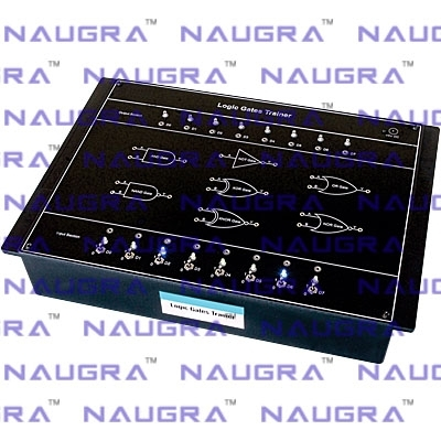 Universal Gates Trainer for Electronics Teaching Labs