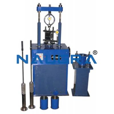 Testing Apparatus for Teaching Equipments Lab