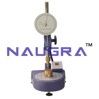 Semi Automatic Cone Penetrometer For Testing Lab for Soil Testing Lab