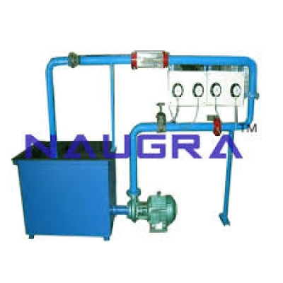 Cavitation Apparatus for engineering schools