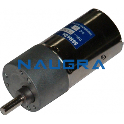 Geared Motor Parts - 16 for Electric Motors Teaching Labs