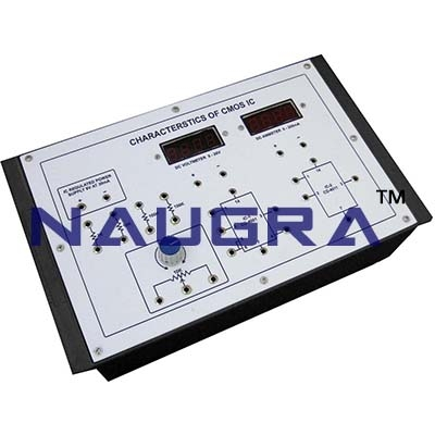 Linear IC Tester Trainer for Vocational Training and Didactic Labs