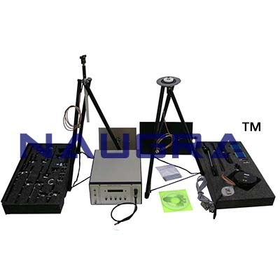 Antenna Trainer Trainer for Vocational Training and Didactic Labs