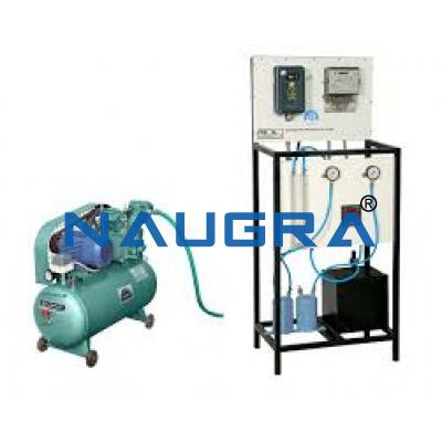 Air Compressor Test Rig