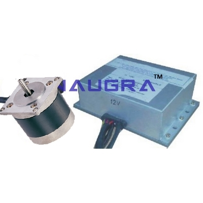 Brushless DC Motor With Controller (BLDC) for Electrical Lab
