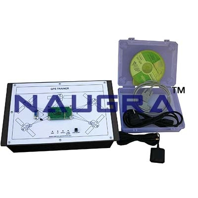 GPS Trainer Trainer for Vocational Training and Didactic Labs