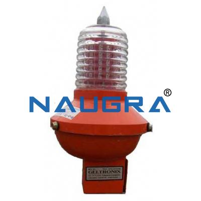 Aviation Navigation Lights for School Science Lab
