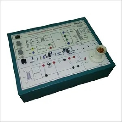 Single Phase PWM Converter for Power Electronics Training Labs for Vocational Training and Didactic Labs