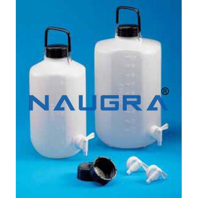 Aspirator Bottle for Science Lab