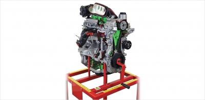 Illuminated Petrol Engine Trainerfor engineering schools
