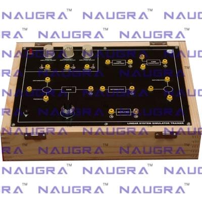 Liner System Simulatior Trainer for Instrumentation Electric Labs