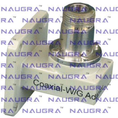 Coaxial Wave Guide Adapter for Communication Teaching Labs