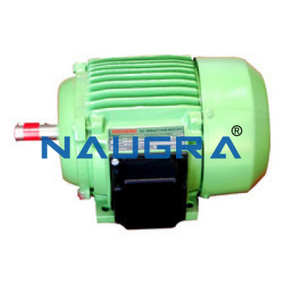 Three Phase AC Induction Motor - 28 for Electric Motors Teaching Labs
