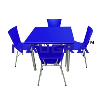 Cafeteria Dining Set 2