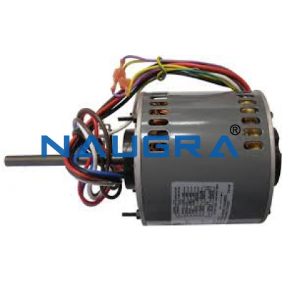 Condenser Fan Motor - 6 for Electric Motors Teaching Labs
