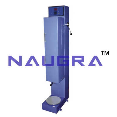 Semi-Automatic Compactor For Testing Lab for Soil Testing Lab