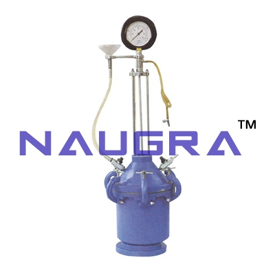 Air Entrainment Meter For Testing Lab for Concrete Testing Lab