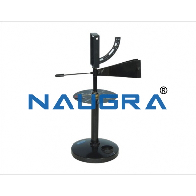Anemometer for Earth Science Lab