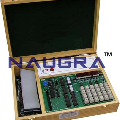 Microprocessor Trainer Trainer for Vocational Training and Didactic Labs