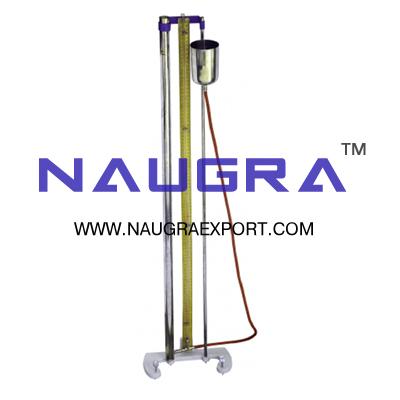 Resonance Apparatus for Physics Lab