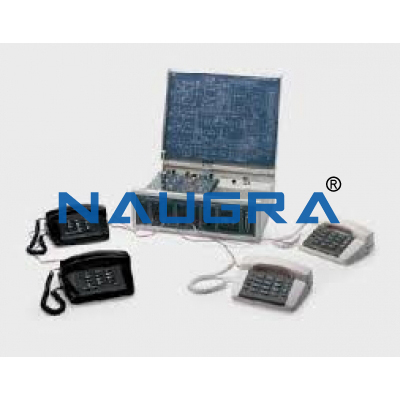 ISDN - Network And TransmissionSystemsComposed Of ISDN - Net ISDN - T Telephone Sets, N.I System Terminal TerminalAdaptersProtocolAnalyser