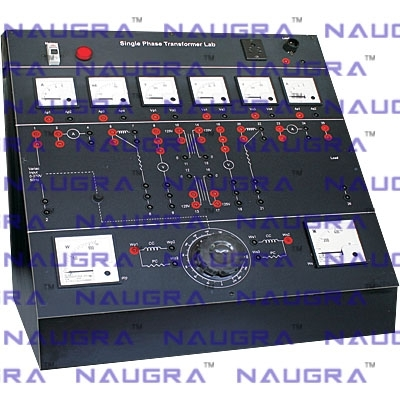 Single Phase Transformer Lab Trainer for Electrical Engineering Teaching Labs