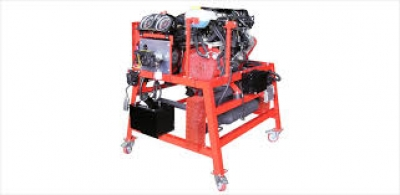 Emission Control Systems Trainerfor engineering schools