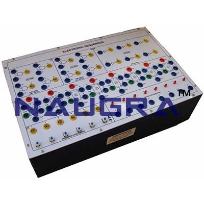 Electronic Sequencer Trainer for Vocational Training and Didactic Labs