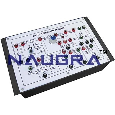 Active Limiter Trainer for Vocational Training and Didactic Labs