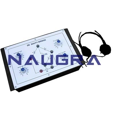 DeSauty Bridge Trainer for Vocational Training and Didactic Labs