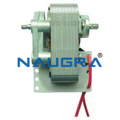 AC Shaded Pole Motor for Electric Motors Teaching Labs
