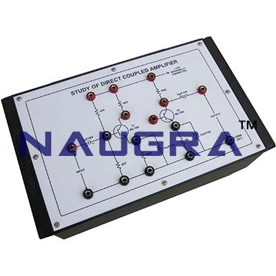 Coupled Pendulum systems Trainer for Vocational Training and Didactic Labs