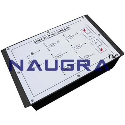 NAND Gate Encoder Trainer for Vocational Training and Didactic Labs