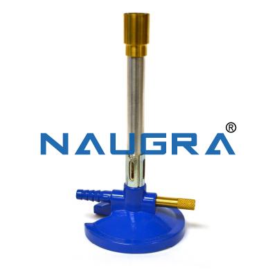 BURNER BUNSEN (Butane / Propane Gas) for Chemistry Lab