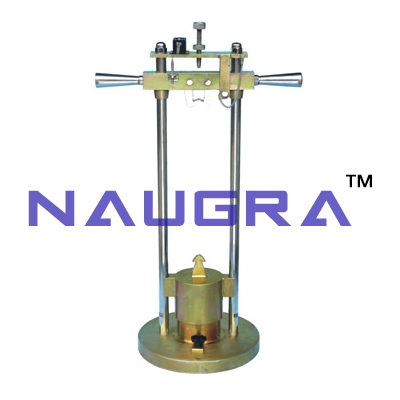 Aggregate Impact Tester With Blow Counter For Testing Lab for Aggregate Testing Lab