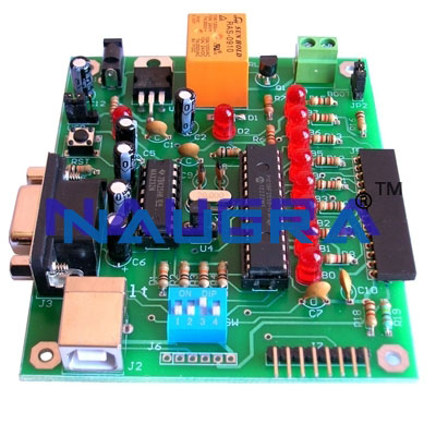 PIC Microcontroller Lab Trainers for engineering schools