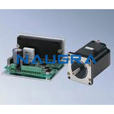 5-Phase Stepper Motor for Electric Motors Teaching Labs