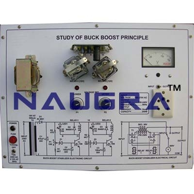Boot Strap Sweep Generator Trainer for Vocational Training and Didactic Labs
