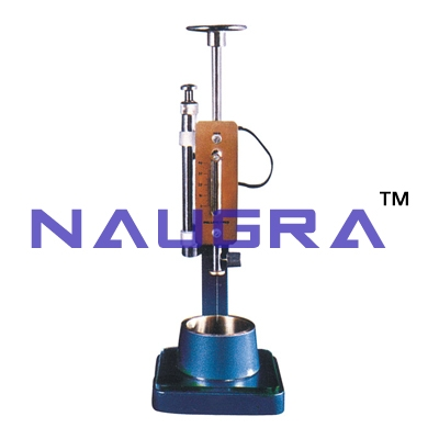 VICAT Needle Apparatus with Dashpot For Testing Lab for Cement Testing Lab