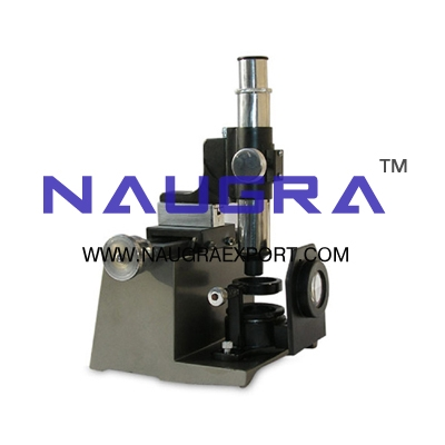 Newtons Ring Microscope for Physics Lab